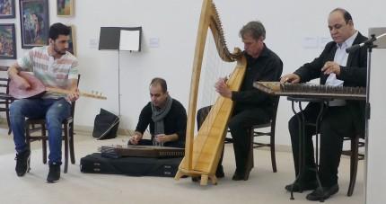 Foto Tarab Quartett Hans-Reiner Häusler
